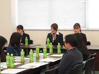 学科別懇談会(幼児教育学科)